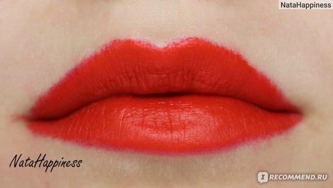 Golden Rose Matte Lipstick Crayon оттенок 07