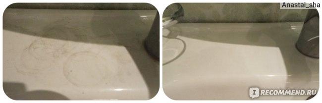 Средство для ухода за туалетом и ванной комнатой Faberlic фото