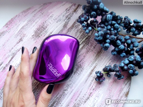 Щетка для волос TANGLE TEEZER Compact Styler фото