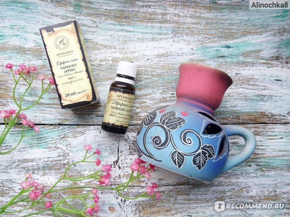 Масло чайного дерева: применение для иммунитета
