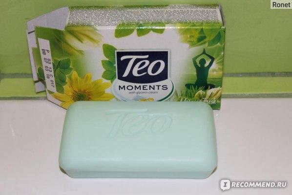 Мыло  Тео Morning Fresh фото