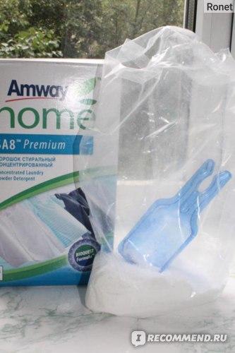 Стиральный порошок Amway Home SA8 Premium фото
