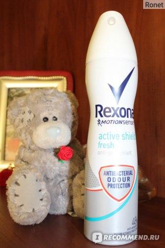 Антиперспирант Rexona Motionsense Антибактериальная свежесть фото