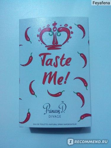 DIVAGE Princess D Taste Me!   фото