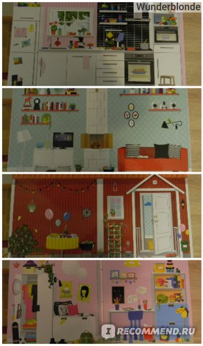 кукольный дом IKEA SPEXA арт. 202.579.71