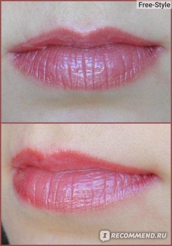 Блеск для губ Elegant Minerals Pro-vitamin Mineral Lip Plumper Mango (Мини-блеск для губ с эффектом увеличения объема) фото