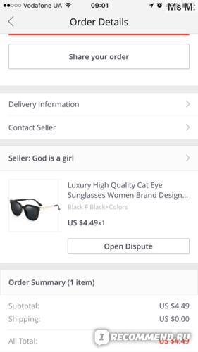 Солнцезащитные очки Aliexpress Luxury High Quality Cat Eye Sunglasses Women Brand Designer 2017 Retro Sun Glasses For Women Lady Sunglass Female Mirror Glasses фото