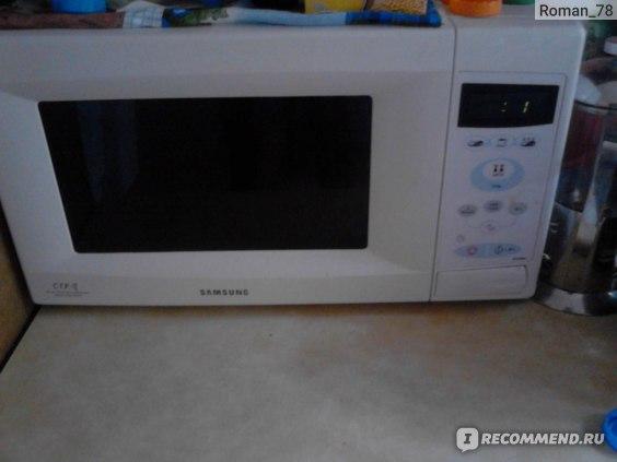 Микроволновая печь Samsung  M1638NR фото