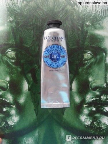 L'Occitane En Provence Dry Skin Hand Cream