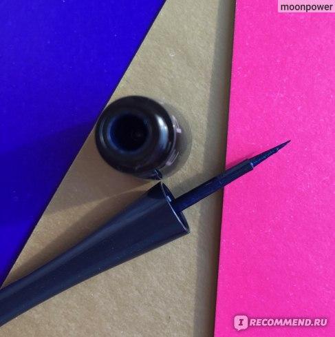 Жидкая подводка для век Sephora Colorful Waterproof Eyeliner фото