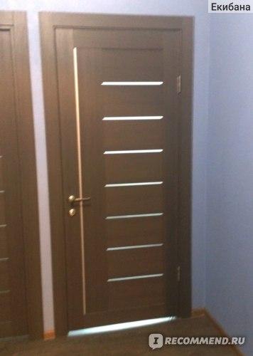 Межкомнатная дверь PROFILDOORS (Профильдорс) Экошпон 17X грей мелинга фото