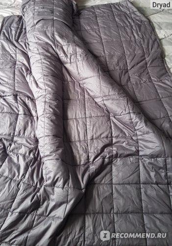 утяжеленное одеяло отзыв