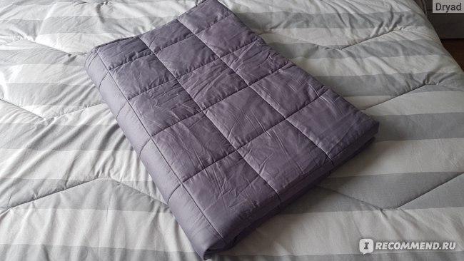 Одеяло лечебное многослойное Vevor Утяжелённое фото