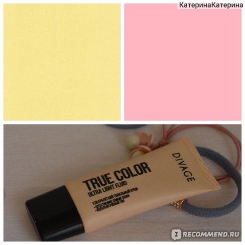 Тональный крем DIVAGE True Color фото