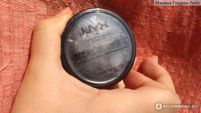 Пигменты для тела NYX Кремовый пигмент SFX CRÉME COLOUR  фото