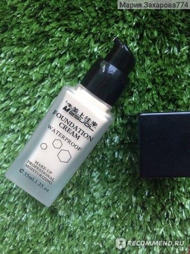 Тональный крем Aliexpress Foundation Cream Liquid Foundation Makeup 1pcs Waterproof Moisturizer Make Up Base 35ml фото