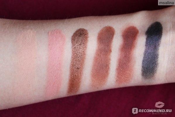 Тени для век Too Faced Sweet peach eyeshadow palette фото