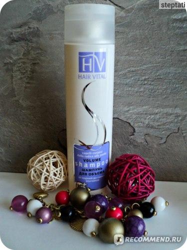 Шампунь Hair Vital Для объема фото