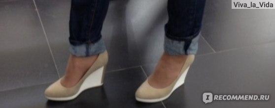 Туфли Calvin Klein MADGE фото