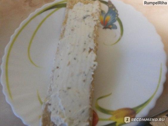 Творожный сыр Hochland С лесными грибами фото