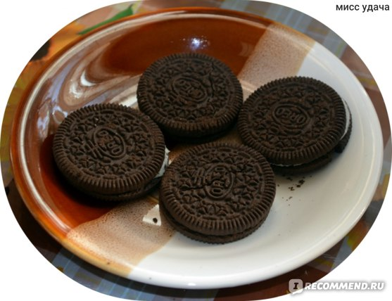 Печенье Kraft Foods Oreo фото