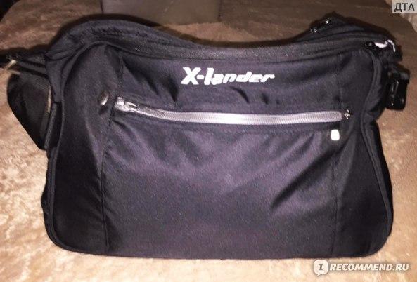 Замечательная удобная сумка