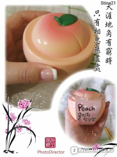 Пилинг-скатка Baviphat Peach All-in-One Peeling Gel фото