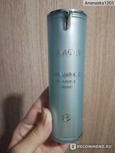 Эссенция LIMONI Ультраувлажняющая для лица с гиалуроновой кислотой - Hyaluronic Ultra Moisture Essence фото