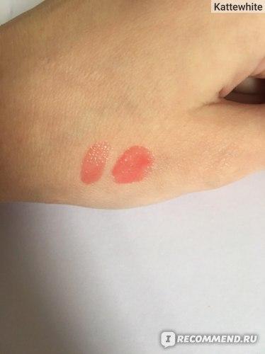 Блеск для губ Chanel AQUALUMIÈRE GLOSS фото