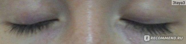 Жидкость для снятия макияжа с глаз VOV Make-up remover lip&eye фото