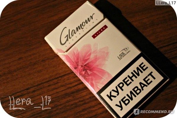 Купить сигареты гламур розовые одноразовая электронная сигарета это как кальян