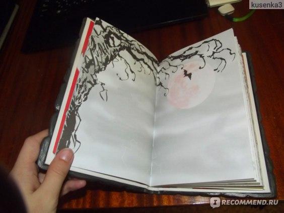 """Блокнот """"Дневник Вампира"""" от детского магазина Бегемотик фото"""