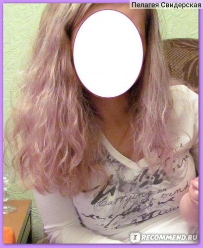 Бальзам для тонирования волос