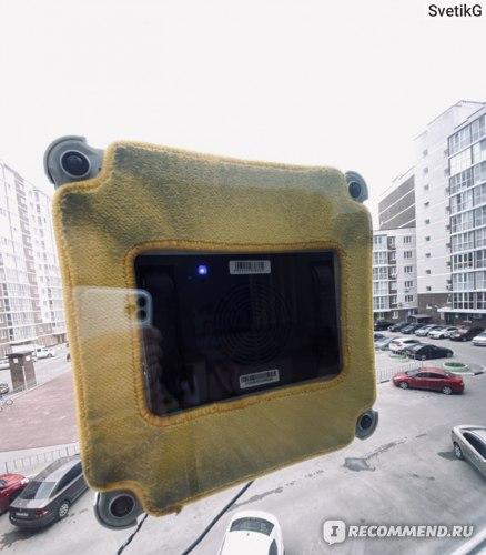 Робот - мойщик окон IBoto  Win 289 фото