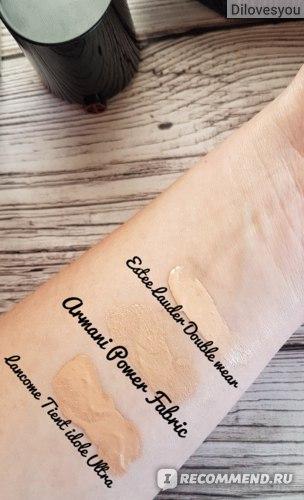 Тональный крем Giorgio Armani Power Fabric фото