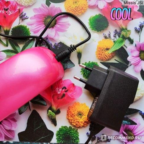 LED лампа для полимеризации гель-лака Aliexpress 9 W mini nail dryer of LED UV lamp for curing nail dryer Nail Gel Nail Dryer Curing Lamp from LED rainbow lamp for nail tools фото