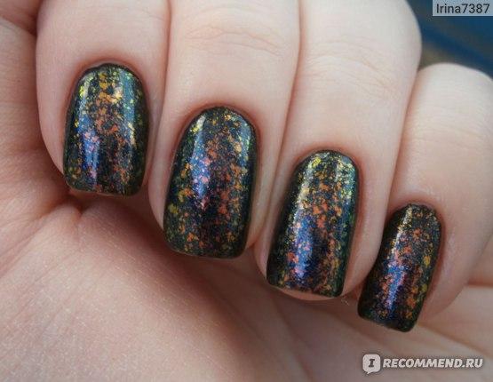 Верхнее покрытие лака для ногтей Dance legend Топ для темных лаков фото