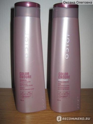 Joico Color Endure Shampoo - Шампунь для сохранения цвета окрашенных волос фото