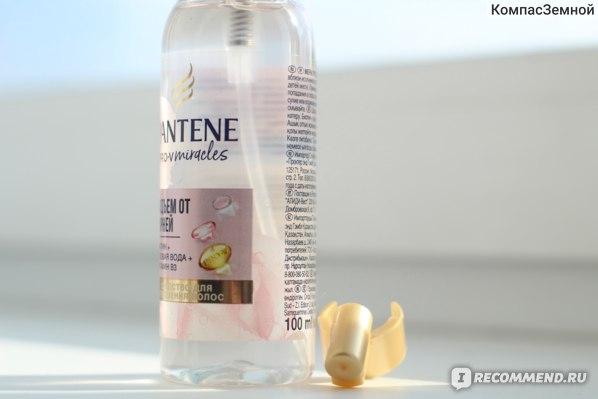 Средство для утолщения волос Pantene Pro-V Rose Miracles Подъем от корней фото