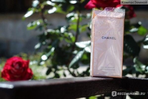 Chanel Allure фото