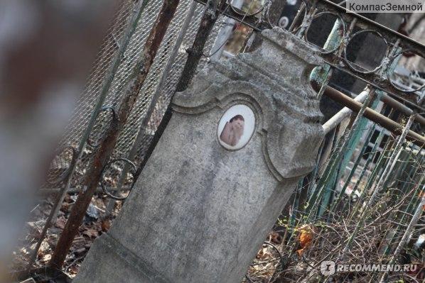 Ваганьковское кладбище, Москва фото