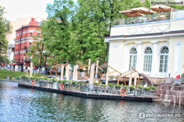 Парк Патриаршие пруды, Москва фото