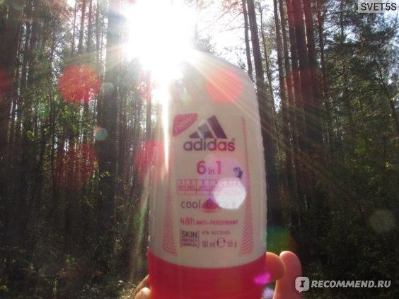 Дезодорант  Adidas с улучшенной формулой Cool & Care фото