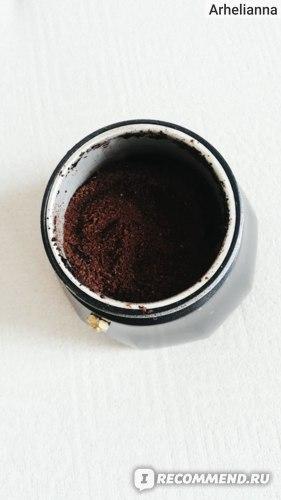 Ароматизированный кофе Кантата Орех макадамия фото
