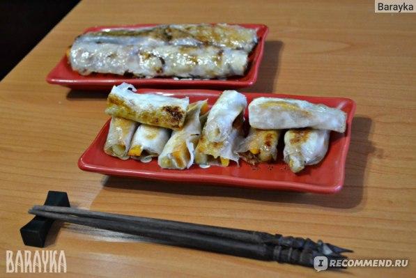 Бумага рисовая ASIA FOOD THANH THÚY квадратная для нэмов (вьетнамских роллов), 200 г фото