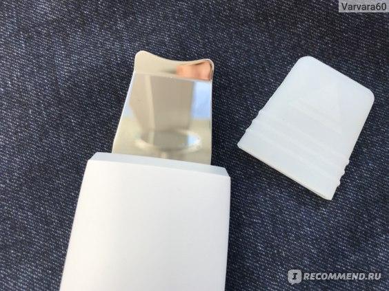 Аппарат для ультразвуковой чистки лица Gezatone Bio sonic 731 фото
