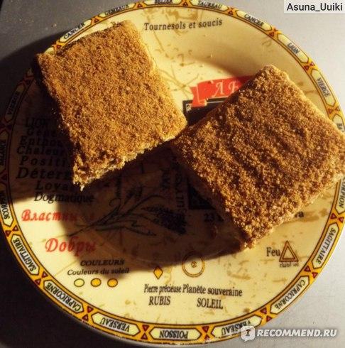 Пирожное Simona Медовик фото