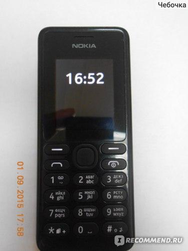 Мобильный телефон Nokia 108 dual sim фото