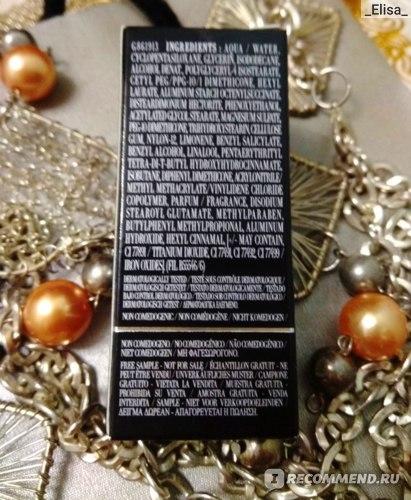 Тональный крем Giorgio Armani Luminous Silk Foundation  фото