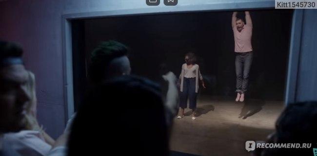 """Эксперимент """"За стеклом""""  (2020, фильм) фото"""